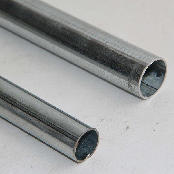 金属穿线管的制造过程?